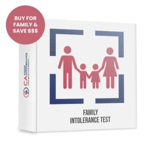 Canada's Family Intolerance Test
